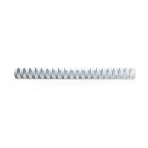 GBC Binding Combs 21 Ring A4 10mm White 4028195 (PK100)
