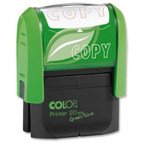 Colop Green Line Stamp COPY GLP20COPY