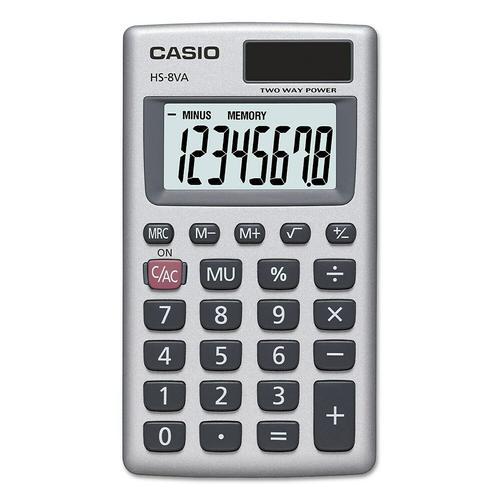 Casio HS-8VA Pocket Calculator