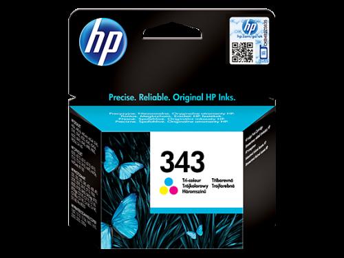 HP C8766E 343 Tricolour Ink 7ml