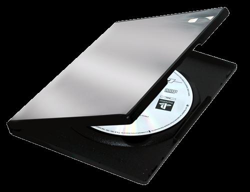 ValueX DVD Case 83357 (Pack 5)
