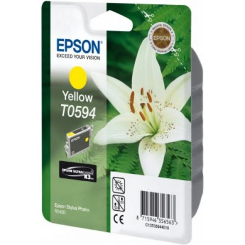 Epson C13T05944010 T0594 Yellow Ink 13ml