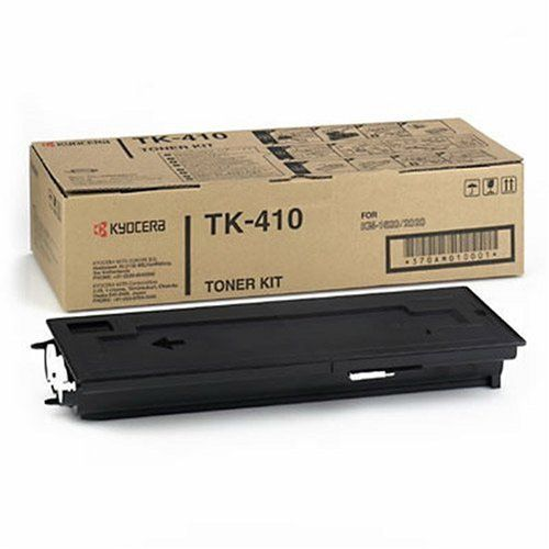 Kyocera 370AM010 TK410 Black Toner 18K