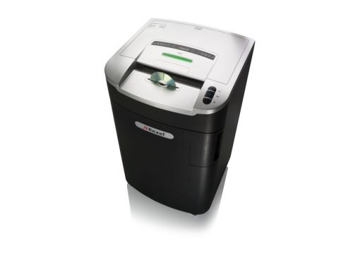 Rexel Mercury RLM11 Large Office Shredder Micro Cut P-5 Ref 2102449