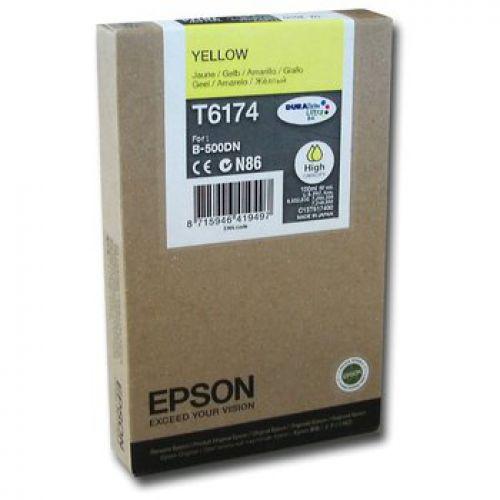 Epson C13T617400 T6174 Yellow Ink 100ml