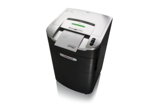 Rexel Mercury RLX20 Large Office Shredder Cross-cut P-4 Ref 2102446