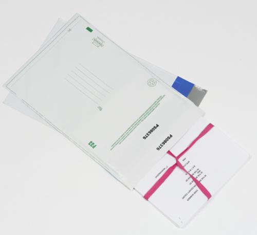 Ampac C4 Envelope 220x305mm Tamper Evident Security Opaque (Pack of 20) KSTE-1