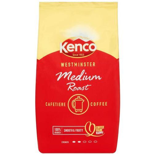 Kenco Westminster Medium Roast Cafetiere Coffee 1kg 4032280