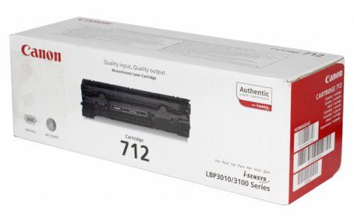 Canon 1870B002 712 Black Toner 1.5K