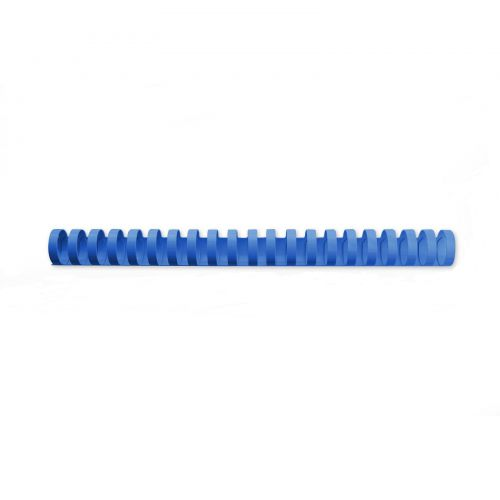 GBC Binding Combs 21 Ring A4 16mm Blue 4028620 (PK100)