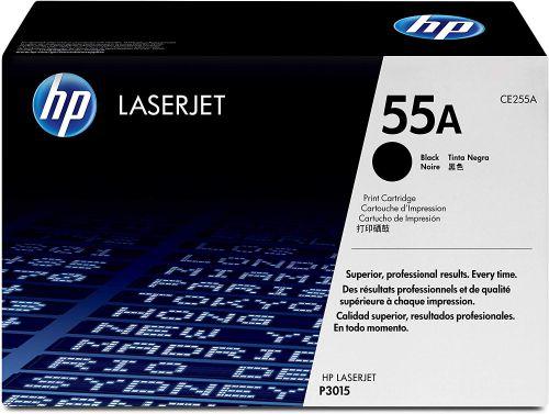HP CE255A 55A Black Toner 6K