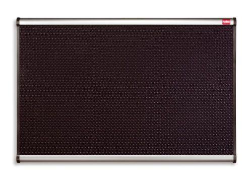 Nobo Prestige Foam Noticeboard 1200x1800mm Black QBPF1812