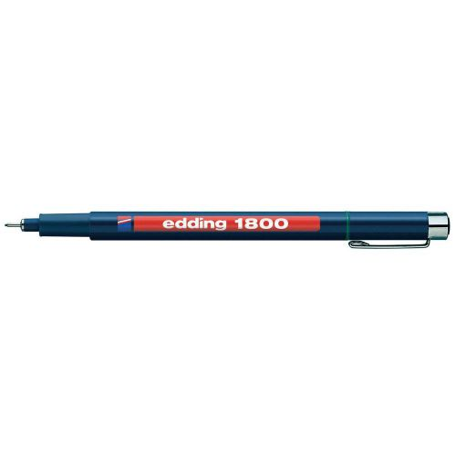 Edding 1800 Profipen 0.3 Black PK10