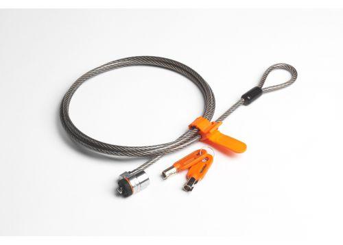 Kensington Microsaver Notebook Lock Security Cable 1.8m Ref 64020