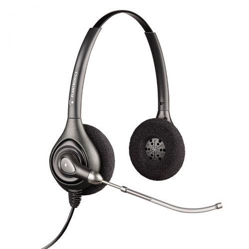 Plantronics SupraPlus HW261 Wideband Binaural Headset