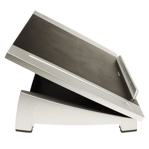 Fellowes Office Suites Laptop Riser Adjustable Tilt for Up to 5kg Ref 8032001