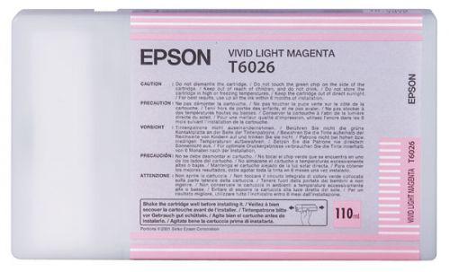 Epson Stylus Pro 7880/9880 Vivd Light Magenta 110ml