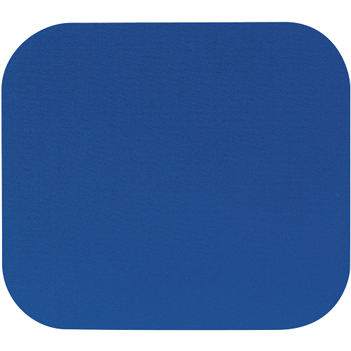 Value Fellowes Mouse Pad Blue 58021