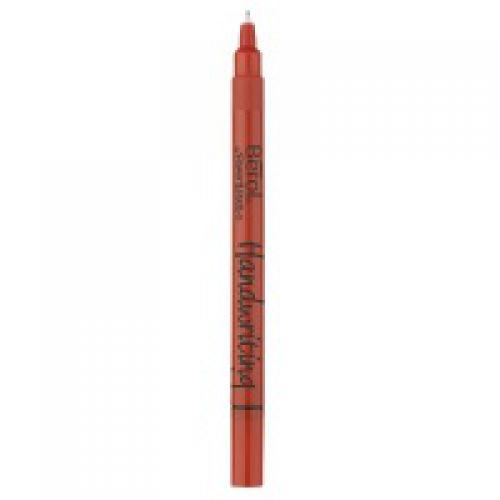 Berol Handwriting Stick Pen Black Pack of 12 3P