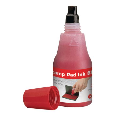 Colop 801 Stamp Pad Ink 25Ml Red