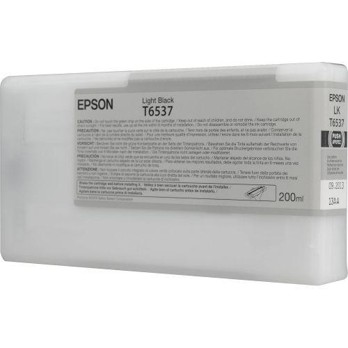 Epson Light Black Ink 7900/9900 350ml