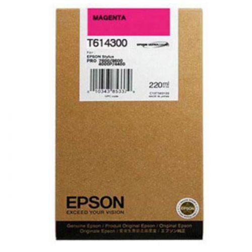 Epson Magenta Ink Stylus Pro 4400 220ml