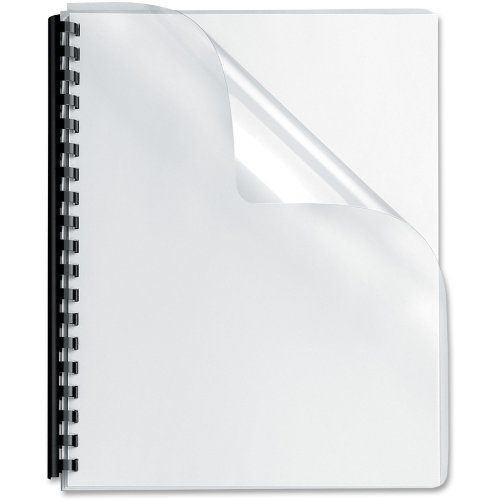 Value PVC Covers Clear 80micron A4 6500501 (Pk100)