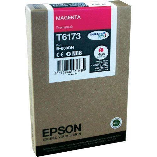 Epson C13T617300 T6173 Magenta Ink 100ml
