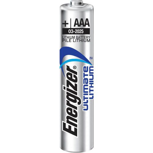 Energizer Ultrimate Lithium Battery AAA PK4