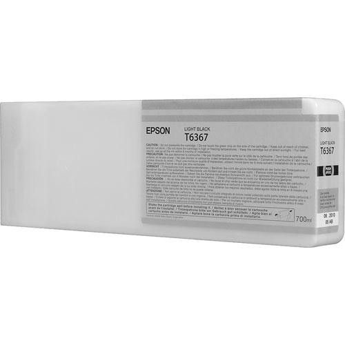 Epson Light Black Ink 7900/9900 700ml