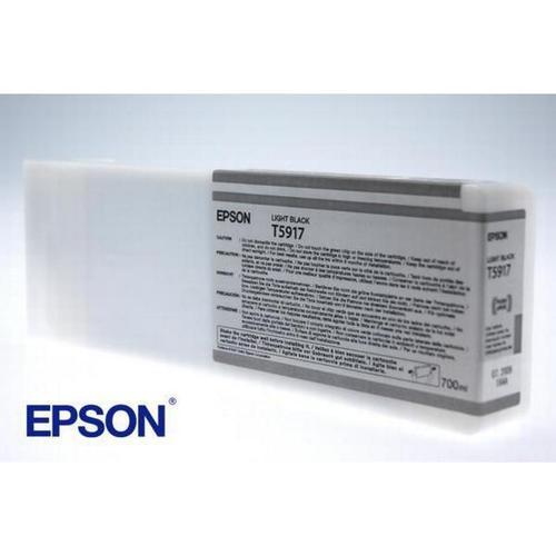 Epson T5917 Light Black Stylus Pro Ink Cartridge C13T591700