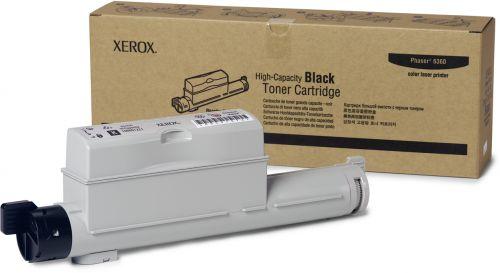 Xerox 6360 Black Toner 18000