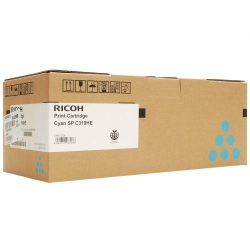 Ricoh SPC232/310/1/2DN Cyan Toner-407637
