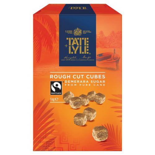 Tate & Lyle Demerara Sugar Cubes 1KG