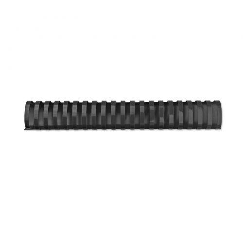GBC Binding Combs 21 Ring A4 32mm Black 4028184 (PK50)