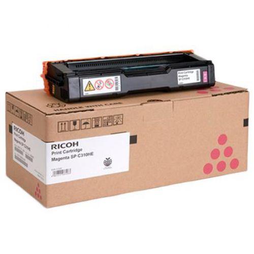 Ricoh 406481 C310E Magenta Toner 6K