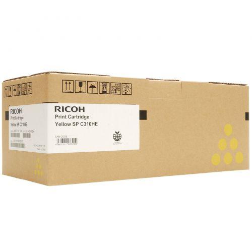 Ricoh 406482 C310E Yellow Toner 6K
