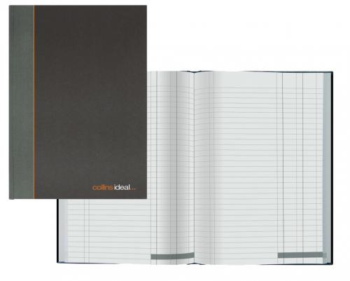 Image for Collins Ideal Manuscript Book A5 Double Cash 192 Pages 464