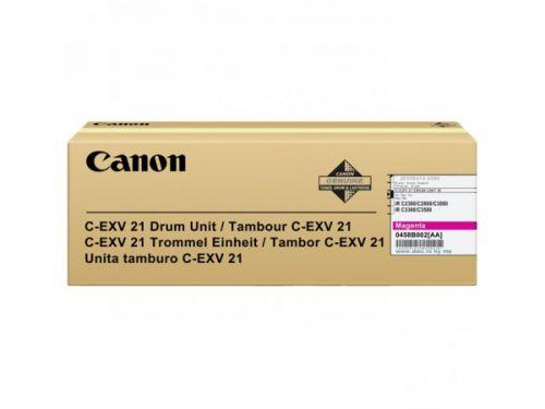 Canon 0458B002 EXV21 Magenta Drum Unit 53K
