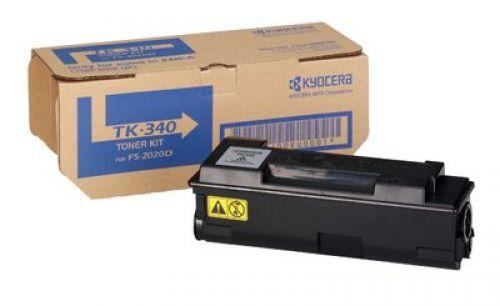 Kyocera 1T02J00EU0 TK340 Black Toner 12K