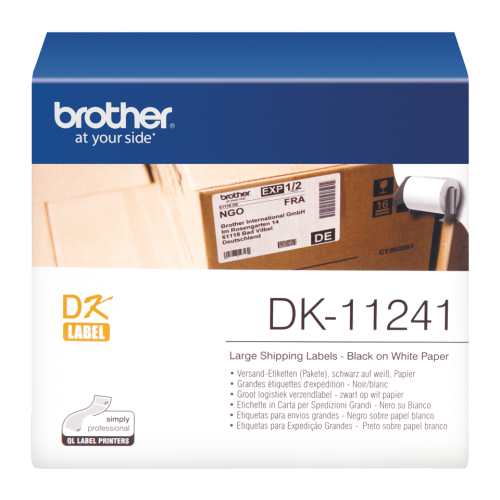 Brother Labelling Tape RL200 102X152mm