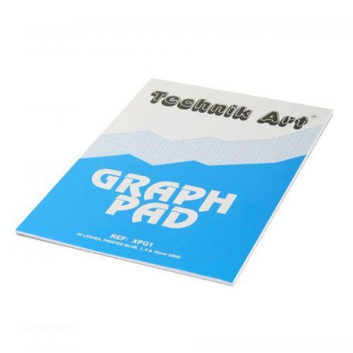 Technik Art Graph Pad  A4 15 and 10mm XPG1Z