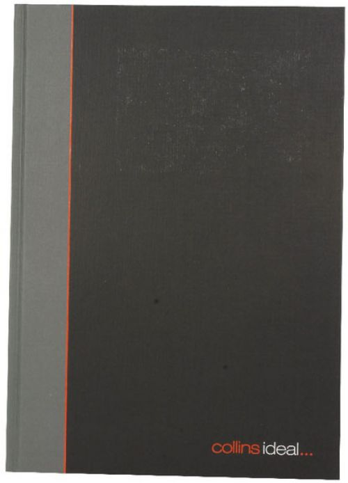 Collins Ideal Manuscript Book A4 Feint Ruled 288 Pages 6438