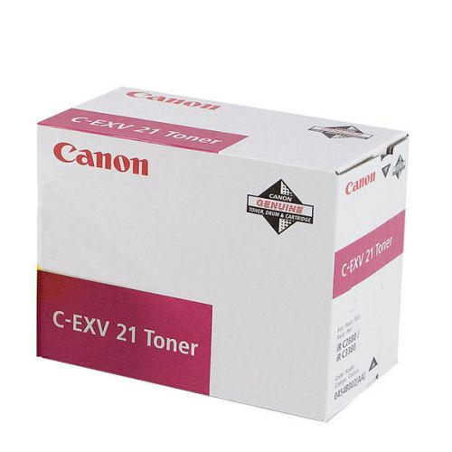 Canon 0454B002 EXV21 Magenta Toner 14K