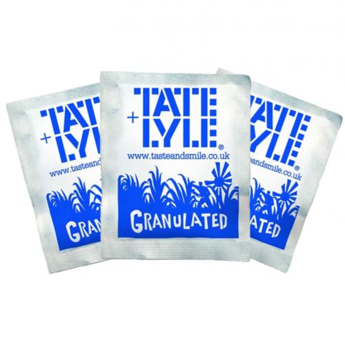Tate & Lyle White Sugar Sachet PK1000