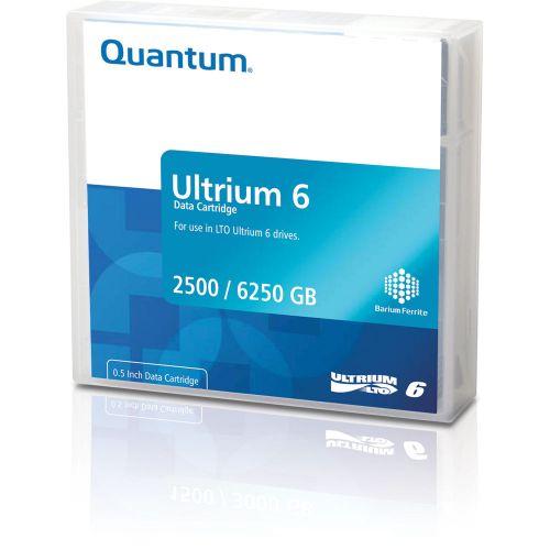 Quantum (400/800GB) 2:1 Compression 680m 160MB/s LTO-3 Ultrium Data Tape Cartridge (Black)