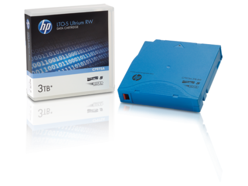 HP C7975A LTO5 Data Tape 1.5TB