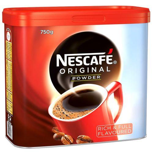 6 x Nescafe Original 750g Case Deal KIT