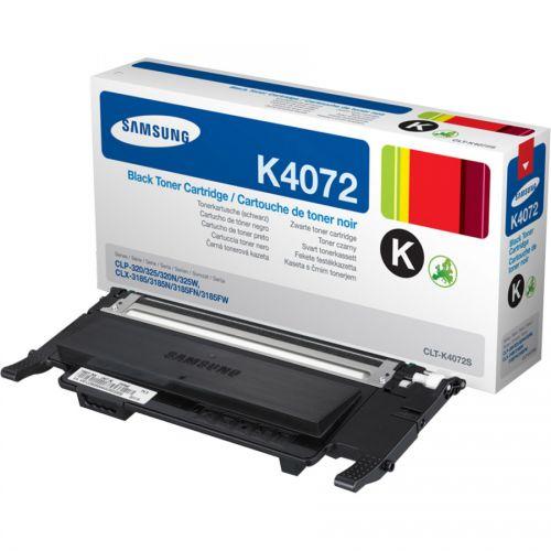 Samsung CLT K4072S Black Toner 1.5K