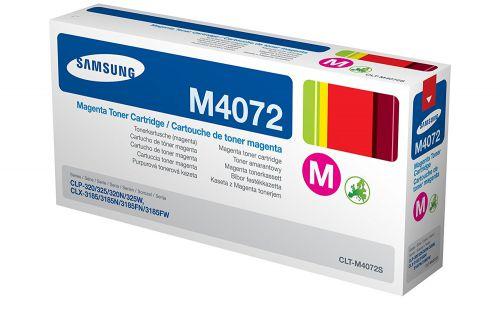 Samsung CLT M4072S Magenta Toner 1K